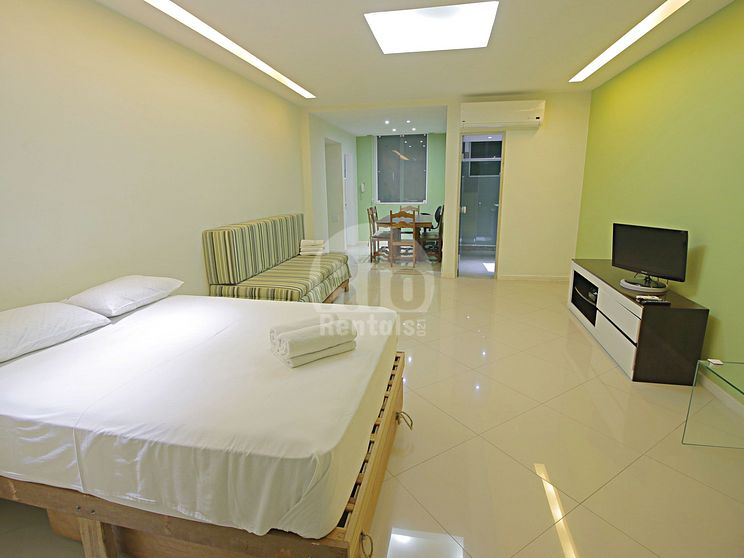 Apartment for 4 people in Copacabana.
